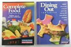 Weight Watchers Complete Food Companion and Dining Out Companion 2001