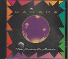 SAHARA / THE SEVENTH HOUSE JAPAN CD OOP