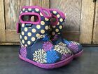 Toddler Childrens Bogs Boots Size 7