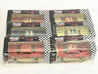 Lot of 6 Racing Collectables Limited Edtion 164 1960s Diecast NASCAR Stock Cars