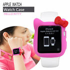 Cute Hello Kitty Apple Watch Cover Case For Apple Watch Series 1 2 3 38 42mm