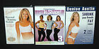 Exercise and Fitnes 3 DVD Lot Denise Austin Workouts  Weight Watchers Health