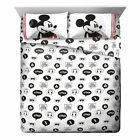 Disney Mickey Mouse Jersey Full Sheet Set