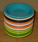 FIESTAWARE Fruit Ice Cream Small Bowls Assorted Colors OF Homer Laughlin Fiesta