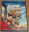 Alvin and the Chipmunks The Road Chip Blu-ray disc/case/cover only-no digital PV