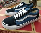 VANS OLD SKOOL NAVY VN000D3HNVY MEN US SZ 9