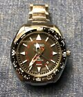 Used Seiko Prospex Kinetic GMT 100m Dive Watch (sun049p1)