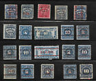 US BOB Playing Cards Tax Stamps Lot of 20  99c No Reserve