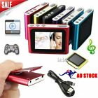 "Digital MP3 Music 1.8"" LCD Screen Media Video Movie Radio FM 6th MP4 Player EF"