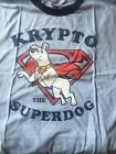 Krypto The Superdog Funko DC Legion Of Collectors T Shirt Size XL Extra Large