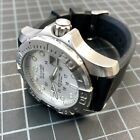 VICTORINOX SWISS ARMY DIVE MASTER 500 WATCH Rubber Band silver Sapphire