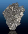 SUBERB and RARE NWA 8586 Lunar Meteorite Complete Slice of a Moon Rock