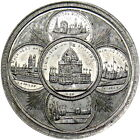1892 Chicago Illinois Worlds Columbian Expo Unlisted So Called Dollar HK 162b