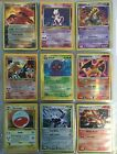 HUGE POKEMON CARD LOT OVER 100 CARDS COLLECTION