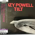Tilt by Cozy Powell (SHM-CD.jp mini LP),2009, Universa UICY-93969