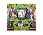 2017-18 Panini Totally Certified Basketball Sealed Hobby Box