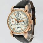 Chronoswiss 18K Pink Gold Klassik Automatic Chronograph CH7441 37mm Serviced