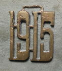 1915 Panama Pacific Intl Expo Figural Watch Fob Hanging Numerals