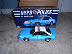 1 18 GMP 1988 FORD MUSTANG GT NEW YORK POLICE DEPARTMENT 1 OF 600 NIB