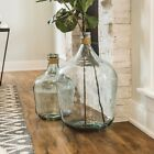 Mercer Large Recycled Glass Vase Clear