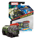 Hot Wheels Marvel Thor Ragnarok Gladiator Hulk Character Cars Mint on Card