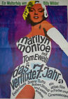 Vintage Original 1966 Marilyn Monroe The Seven Year Itch German Movie Poster