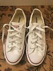 Womens Youth Size 2 Converse All Star Sneakers