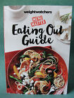 Weight Watchers EATING OUT Guide RESTAURANT Food Book Plus Shopping Guide
