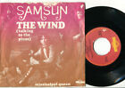 SAMSUN - The Wind (Talking To The Pines) 45 UK 1972 FREAKBEAT PSYCH FOLK BLUES