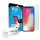 Whitestone Tempered Glass Screen Protector FULL COVERAGE for iPhone X iPhone 10