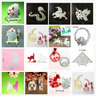 Leaf Lace Animals Cutting Dies Metal Stencil Scrapbooking Paper Card Embossing
