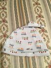 Hanna Andersson Baby Girl Hat, size S in Excellent Condition