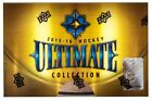 2015-16 Upper Deck Ultimate Collection Hockey 5 Box Factory Sealed Hobby Case