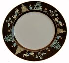 Vintage Chinoiserie FF41 Plate by Fitz & Floyd 1978