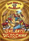 The Ants Dig to China (Buck Wilder's Adventures)-ExLibrary