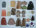 Vintage Star Wars Figure Capes and Cloaks 100 Original Choose Your Own
