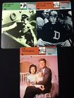 Panarizon Cards The Kennedy's: JFK His Youth,Saga PT-109 & 35th President