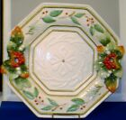 Fitz and Floyd Winter Wonderland serving canape dish or wall hanging