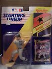 1992 STARTING LINEUP KEVIN MAAS YANKEES, Includes Super Star Poster From Kenner