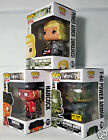 FUNKO POP FALLOUT FALLOUT4 Set of 3 w Exclusives Pop! Games Vinyl Figures
