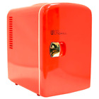 New Compact Mini Dorm Small Fridge Refrigerator Cooler Office Dorm Bedroom