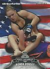 Ronda Rousey MMA Cards and Autographed Memorabilia Guide 10