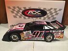2017 ADC Rusty Schlenk #91 Donald Trump 1/24 Dirt Car 1 of 250