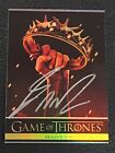 GEORGE R.R. MARTIN 2013 HBO GAME OF THRONES SIGNED AUTOGRAPHED CARD JSA CERT