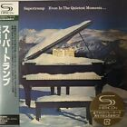 Supertramp - Even In The Quietest Moments(SHM-CD. jp. mini LP), 2008 UICY-93611