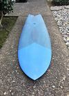 510 East Side Industries Quad Fish Surfboard Shortboard made in Santa Cruz CA
