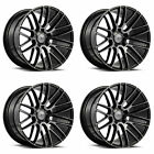 19 SAVINI BM13 TINTED CONCAVE WHEELS RIMS FITS BMW E39 525i 528i 530 540