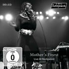 Mother'S Finest Live At Rockpalast 3 CD NEW sealed