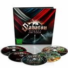 Sabaton Heroes On Tour: Earbook Edition  5 CD NEW sealed