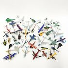 Mixed Lot Diecast Airplanes Planes Aircraft Jets Helicopter Matchbox Realtoy